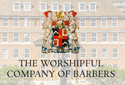 THE WORSHIPFUL COMPANY OF BARBERS